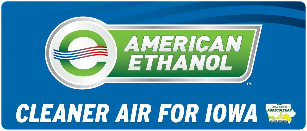 American Ethanol Pump Label